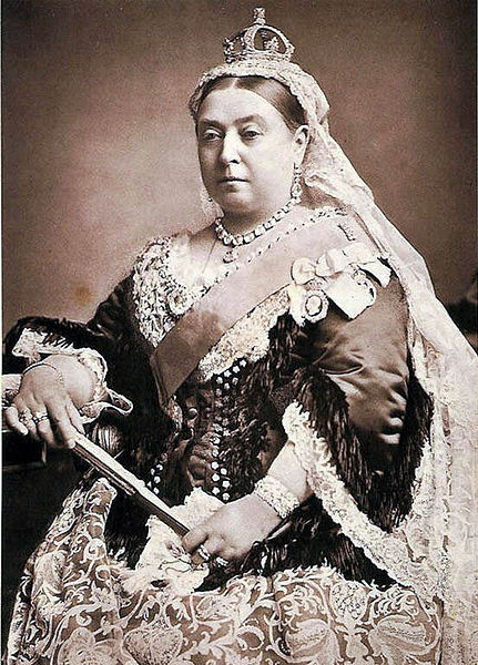 Queen Victoria. Not known for her easygoing views on sex.