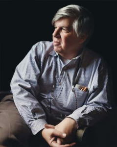 One of my earliest intellectual heroes, the late Stephen Jay Gould. Photograph by Kathy Chapman online, from the Wikimedia commons.