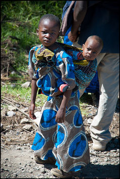 Chagga children
