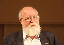 Daniel Dennett, my own favourite contemporary thinker on atheism and secularism. Wikimedia commons.